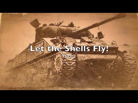 Playthrough - Tutorial 5 - Let the Shells Fly - Part 1 of 5