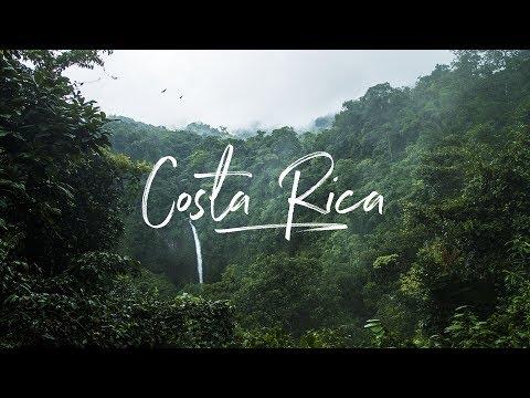 סרטון טיולים בקוסטה ריקה באיכות מרהיבה