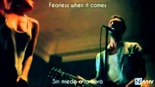 Tiesto ft Maroon 5 Not Falling Apart subtitulado español e ingles