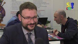 Autoren FAQ - Michael Menzel im Interview - Spiel doch mal...! - Spielwarenmesse - Nürnberg