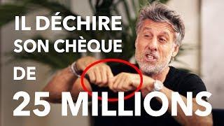 Il Déchire Son Chèque De 25 Millions, Son Conseil Pour Une Vie De Dingue   Marc Simoncini   Meetic