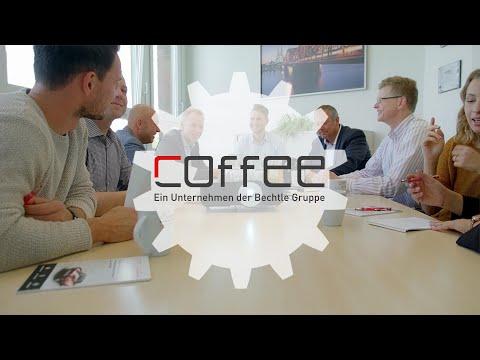 Wir sind die COFFEE GmbH - Ihr SOLIDWORKS Partner [Unternehmensfilm]