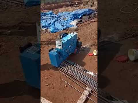 Electric Bar Cutting Machine