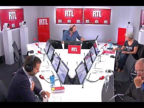 Frédéric Encel, invité de RTL du 23 août 2019 Frédéric Encel, invité de RTL du 23 août 2019