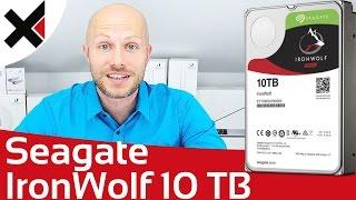 Seagate IronWolf 10 TB NAS HDD für meine Synology DiskStation | iDomiX