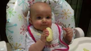 Baby Led Weaning Bebé De 5 A 7 Meses