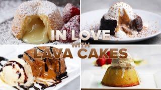 Decadent Lava Cakes For Dessert Lovers