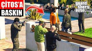 GTA 5 ROLEPLAY #12 HİLMİ'NİN İNTİKAMI | ÇİTOS EFENİN KARDEŞİNİ KAÇIRDIK !!