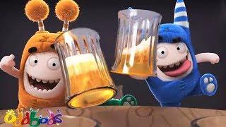 Oddbods Full Episode - Oddbods Full Movie   Happy New Year   Funny Cartoons For Kids