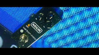 MXR M299G1 Carbon Copy Mini Video