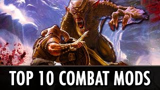 Skyrim: Top 10 Combat Mods