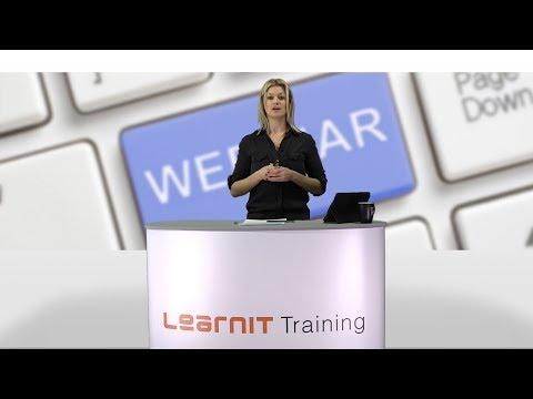 Webinar Effectief communiceren met webinars