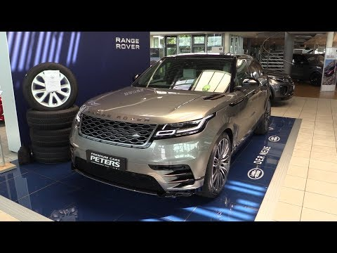 Range Rover Velar 2018 NEW In Depth Review Interior Exterior 2017- MTW