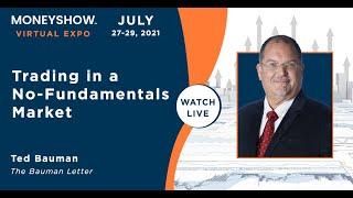 Trading in a No-Fundamentals Market