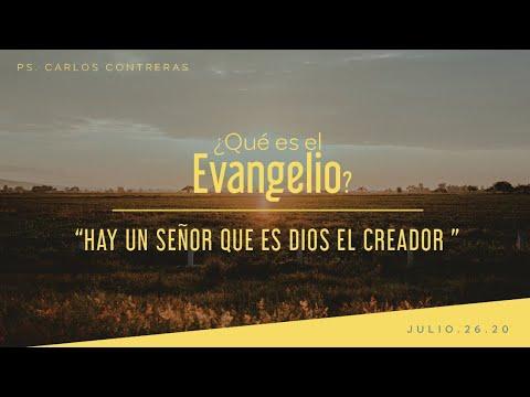 Hay un Señor que es Dios el Creador