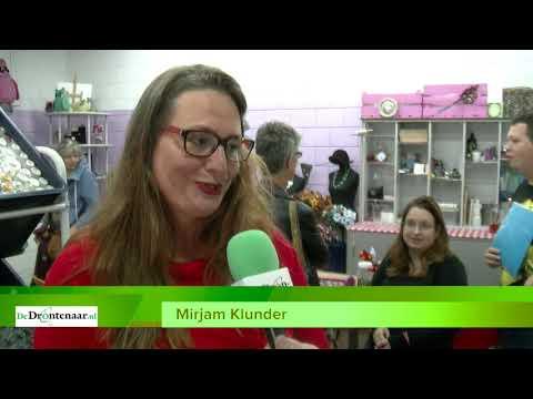 Oma's Knopendoos viert 5-jarig bestaan met open dag aan Installatieweg