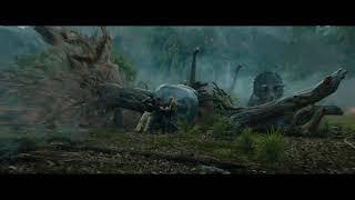 Jurassic World: Yıkılmış Krallık Kaçış Video