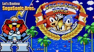 Let's Review SegaSonic Bros.