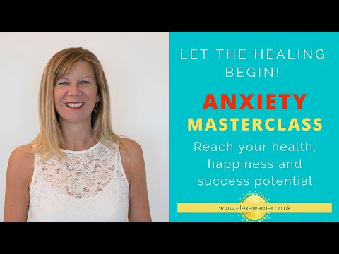 Understand anxiety and most importantly how to resolve it.