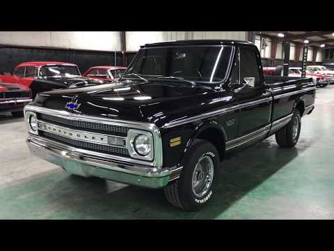 1970 Chevrolet C10 (CC-1274709) for sale in Sherman, Texas