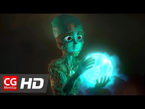 "CGI Animated Short Film ""NOVA"" by The Animation School 