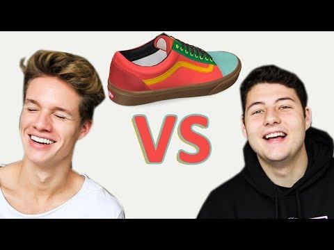 Wer macht den besseren Schuh? + Bestellen - mit Luca ConCrafter | Jonah Pueschel