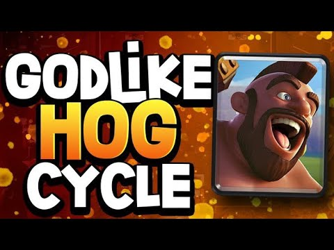 2.6 HOG CYCLE is BACK! PRO'S GODLIKE SKILLS on Top Ladder.