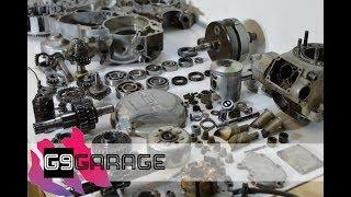 Engine Inspection (Part 2) - 1992 RM250 Restoration - Episode 5