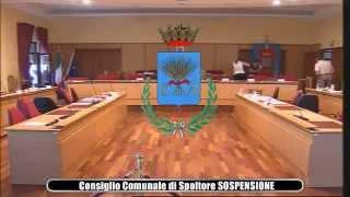 preview picture of video 'Spoltore Consiglio Comunale del 11 luglio 2013'