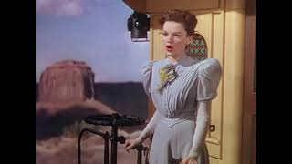 judy Garland:  In The Valley Where The Evenin' Sun Goes Down