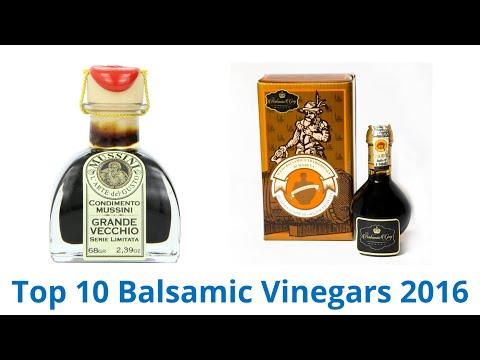 10 Best Balsamic Vinegars 2016