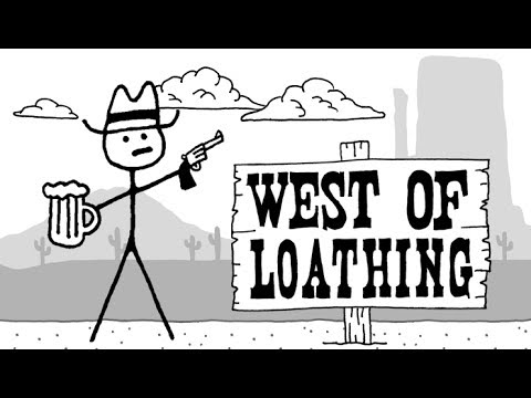 West of Loathing Preview Trailer thumbnail