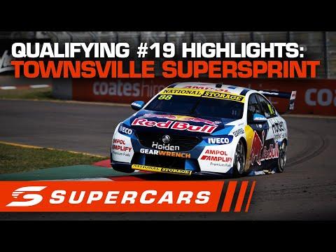 2020年 SUPERCARS Townsville #race19 予選ハイライト動画