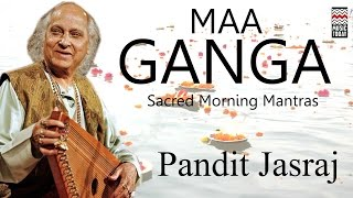 Maa Ganga Bhajan Jukebox by Pandit Jasraj