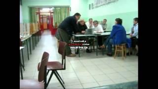 preview picture of video 'Latarnia PCRS - Mszana Dolna - pierwsze szkolenie 20120913'