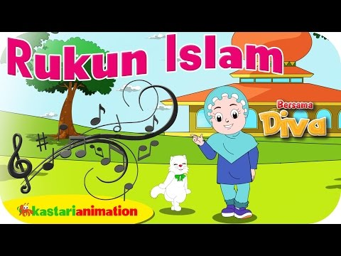 RUKUN ISLAM  - Lagu Anak Indonesia - HD | Kastari Animation Official Mp3