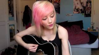 Acoustic cover of Chicago is so two years ago by Fall out boy