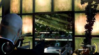 Hitman Absolution - Gameplay on 7950 Full HD
