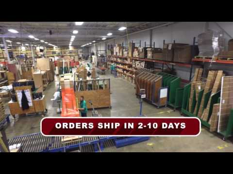 Ideal Cabinetry Factory Video