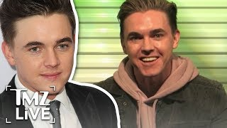 Jesse McCartney Is Back With New Music! | TMZ Live