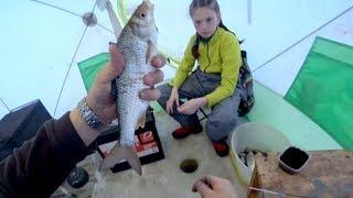 Печка на бензине для рыбалки