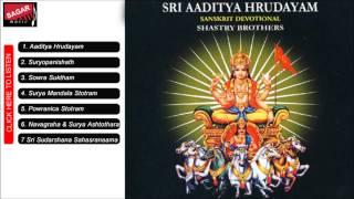 Sri Aaditya Hrudayam.  Shastry Brothers.