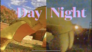 Fly with Me through the Upside Down - Day & Night FPV mix