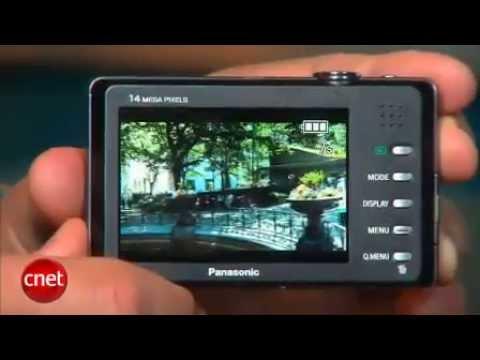 Digital cameras: Panasonic Lumix DMC-FP3 Review