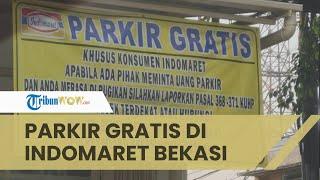 Pelanggan Indomaret di Bekasi Bisa Lapor Polisi jika Diminta Uang Parkir, Direktur: Sudah Koordinasi