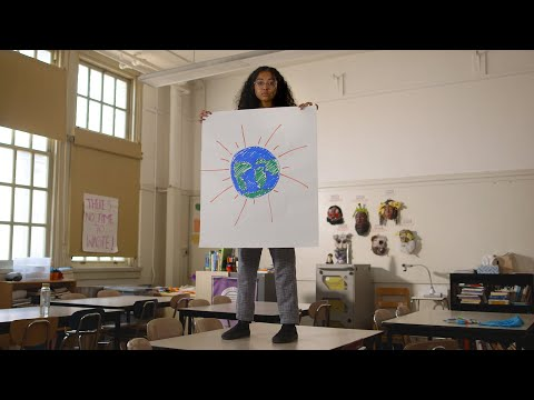 Climate In NYC: A Teen Activist's Mission YouTube Thumbnail