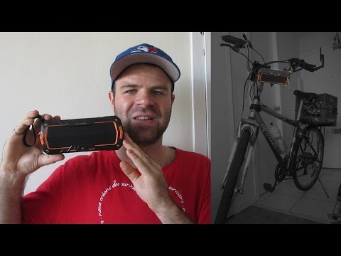 Cheap Audio System for your Bike – Blitzwolf BW-F3 Bluetooth Speaker Review