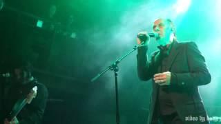 Peter Murphy-SILENT HEDGES(Bauhaus)-Live @ DNA Lounge, San Francisco, CA, June 11, 2015-Goth