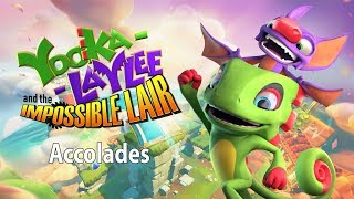 Yooka-Laylee and the Impossible Lair - Accolades Trailer
