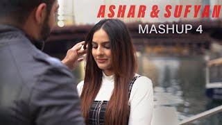 Atif Aslam | Mashup 2019 | Chalte Chalte | Dil Diyan Gallan | Tera Hua | Ashar and Sufyan